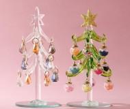 クリスマスガラスツリー